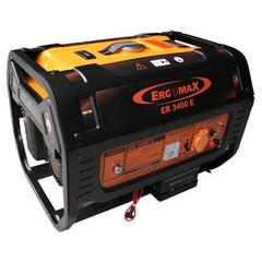 Бензиновый генератор ERGOMAX ER 3400Е  2,5 кВт