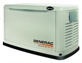 Газовый генератор GENERAC  8 кВт (модель 5914)
