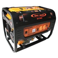 Бензиновый генератор ERGOMAX ER 5400Е  4 кВт