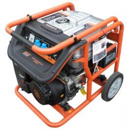 Бензиновый генератор  Mitsui Eco ZM7500E  6 кВт