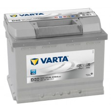 Аккумулятор автомобильный VARTA SILVER DYNAMIC 63  D39 (563 401 061)