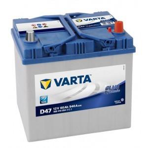 Аккумулятор автомобильный VARTA BLUE DYNAMIC 60  D47  (560 410 054)