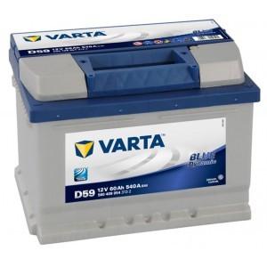 Аккумулятор автомобильный VARTA BLUE DYNAMIC 60  D59  (560 409 054)
