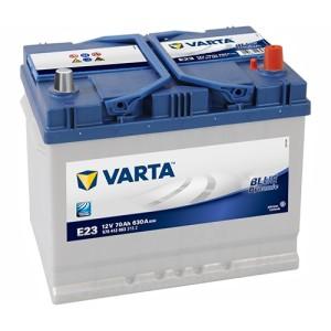 Аккумулятор автомобильный VARTA BLUE DYNAMIC 70 Е23  (570 412 063)