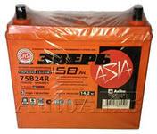Аккумулятор автомобильный ЗВЕРЬ 58.0  (Азия)