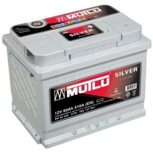 Аккумулятор автомобильный MUTLU CALCIUM SILVER 60 A/ч ОП
