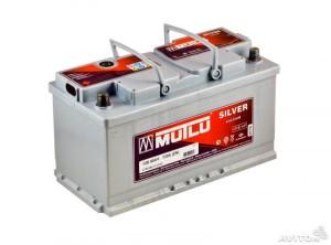 Аккумулятор автомобильный MUTLU CALCIUM SILVER 90 A/ч