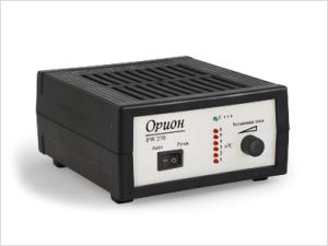 Зарядное устройство ОРИОН PW - 270  12В