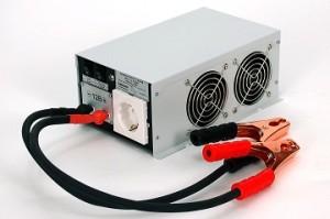 Преобразователь напряжения ИС-12-1500 инвертор DC-AC
