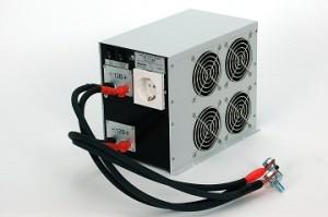 Преобразователь напряжения ИС-12-3000 инвертор DC-AC