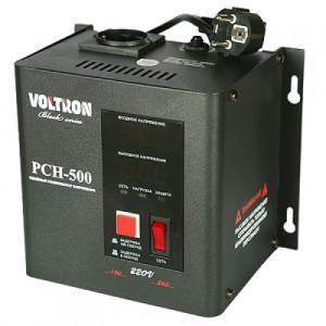 Стабилизатор напряжения VOLTRON РСН500-Н