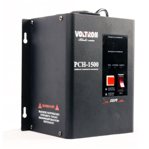 Стабилизатор напряжения VOLTRON РСН1500-Н