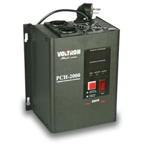 Стабилизатор напряжения VOLTRON РСН2000-Н
