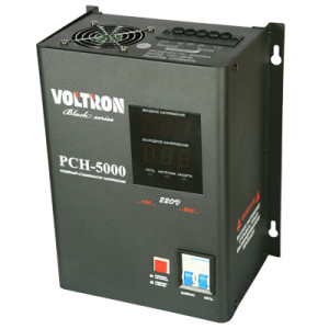 Стабилизатор напряжения VOLTRON РСН5000-Н