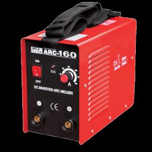 Сварочный инвертор MEALER ARC 160 IGBT (в кейсе)