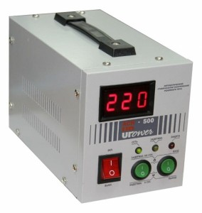 Стабилизатор напряжения UPower ACH-500