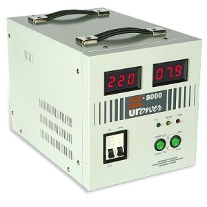 Стабилизатор напряжения UPower ACH-8000