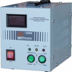 Стабилизатор напряжения UPower ACH-1500