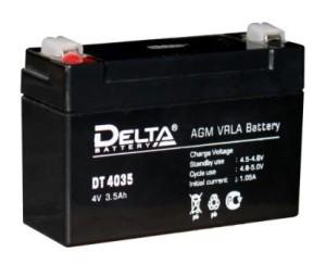 Аккумулятор Delta DT4035