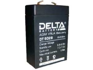 Аккумулятор Delta DT6028