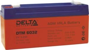 Аккумулятор Delta DTM6032