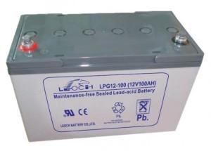 Аккумулятор  LEOCH DJW12-100