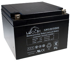 Аккумулятор  LEOCH DJW12-28
