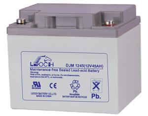 Аккумулятор  LEOCH DJW1245