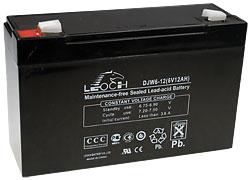 Аккумулятор  LEOCH DJW6-12