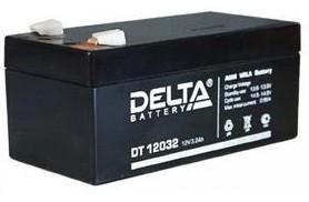 Аккумулятор Delta DT12032