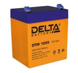 Аккумулятор Delta DTM1205
