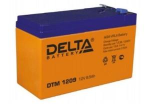 Аккумулятор Delta DTM1209