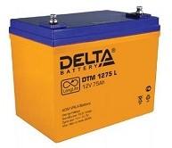 Аккумулятор Delta DTM1275