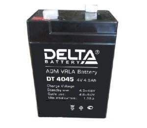 Аккумулятор Delta DT4045