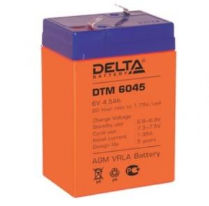 Аккумулятор Delta DTM6045