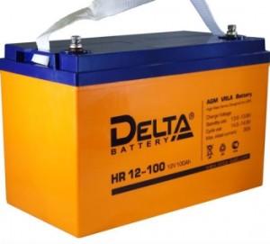 Аккумулятор Delta HR12-100