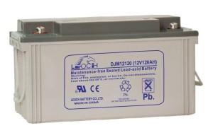 Аккумулятор  LEOCH DJW12-120