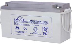 Аккумулятор  LEOCH DJW12-150