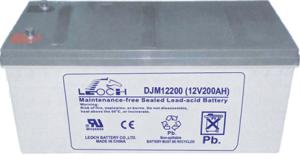Аккумулятор  LEOCH DJW12-200