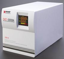 Стабилизатор напряжения EKF СНС1-5000VA