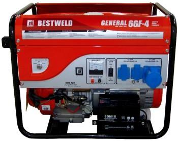 Бензиновый генератор BestWeld General 6 GF-4