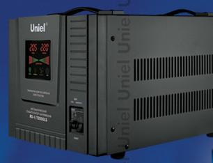 Стабилизатор напряжения Uniel RS-1/12000LS (от 70 до 270В)