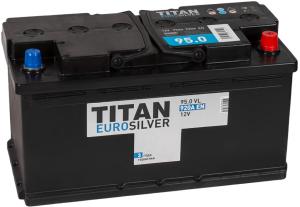 Аккумулятор автомобильный TITAN EURO Silver 95.1/0 920A