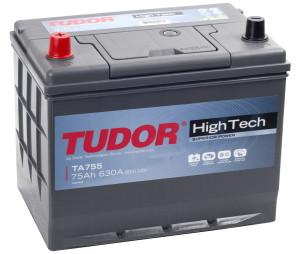 Аккумулятор автомобильный TUDOR High-Tech 75Ah 630A