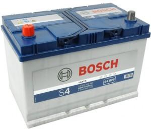 Аккумулятор автомобильный  BOSCH Asia 95 А/ч (S4 029) п/п