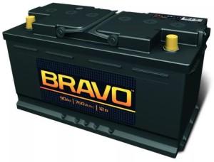 Аккумулятор автомобильный BRAVO 6CT-90   760А