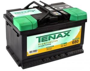 Аккумулятор автомобильный TENAX PREMIUM 74 А/ч TE-H6-1 о/п
