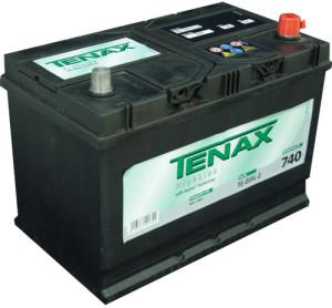 Аккумулятор автомобильный TENAX HIGH 91 А/ч TE-D31L-2 о/п высокий