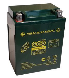 Аккумулятор WBR MT 12-14A