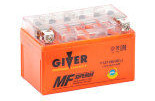 Аккумулятор GIVER ENERGY 12V/4Ач (YTX4L-BS) GEL